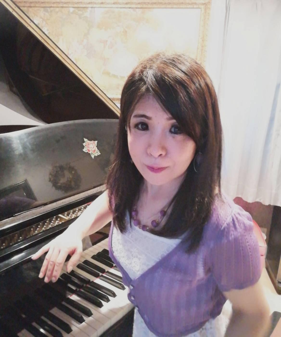 ピアノレッスン 音楽は国境も距離も超えられる!