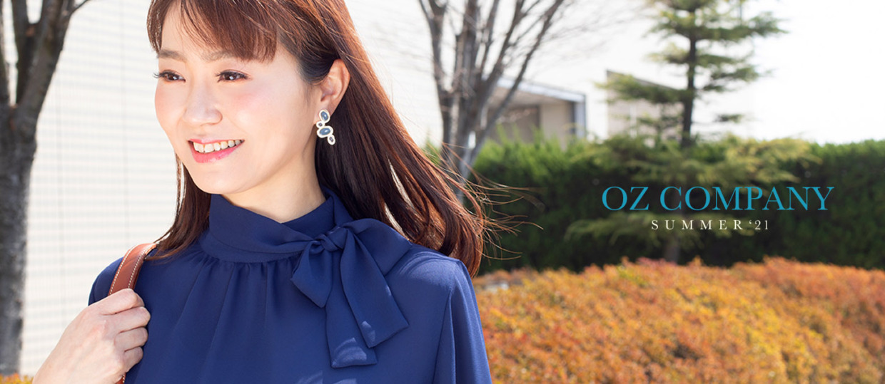 OZ COMPANY COLLECTION SUMMER'21